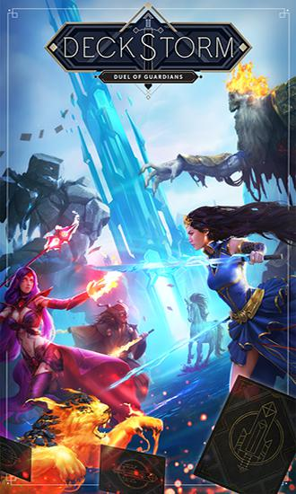 Deckstorm: Duel of guardians poster