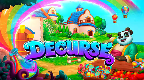 Decurse: A new magic farming game обложка