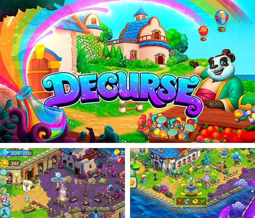 Decurse: A new magic farming game