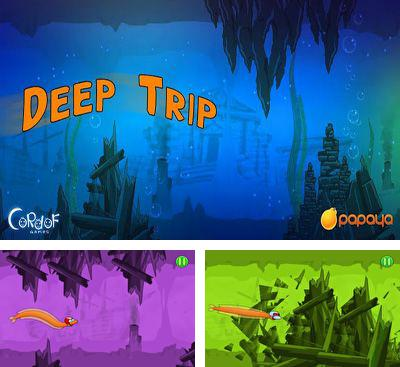In addition to the game Turbo Grannies for Android phones and tablets, you can also download Deep Trip for free.
