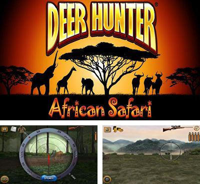 In addition to the game 4x4 Safari 2 for Android phones and tablets, you can also download Deer Hunter African Safari for free.