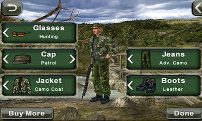 Screenshots von Deer Hunter Challenge HD für Android-Tablet, Smartphone.