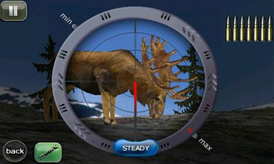 Deer Hunter Challenge HD screenshot 2