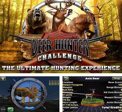 In addition to the game Fringe Time for Android phones and tablets, you can also download Deer Hunter Challenge HD for free.