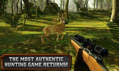 Baixe o jogo Deer Hunter Reloaded para Android gratuitamente. Obtenha a versao completa do aplicativo apk para Android Deer Hunter Reloaded para tablet e celular.