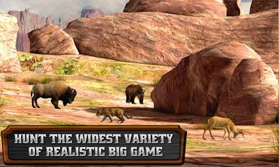 Jogue Deer Hunter Reloaded para Android. Jogo Deer Hunter Reloaded para download gratuito.