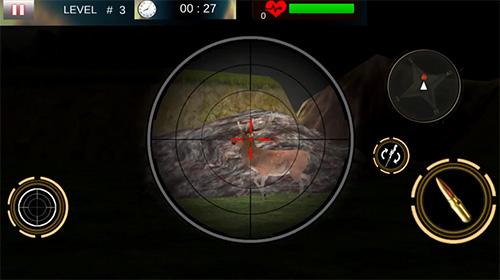 Deer hunting sniper safari: Animals hunt screenshot 2