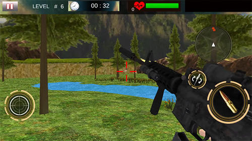 Deer hunting sniper safari: Animals hunt screenshot 3