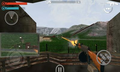 Screenshots von Defence Effect für Android-Tablet, Smartphone.