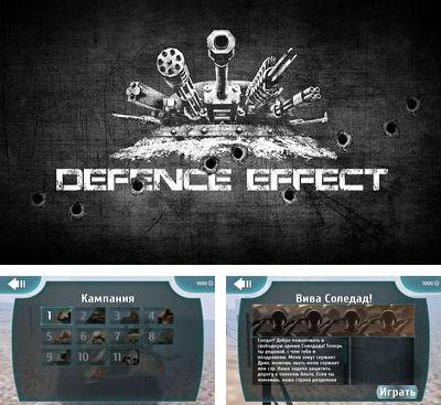In addition to the game Crazy Gorilla for Android phones and tablets, you can also download Defence Effect for free.
