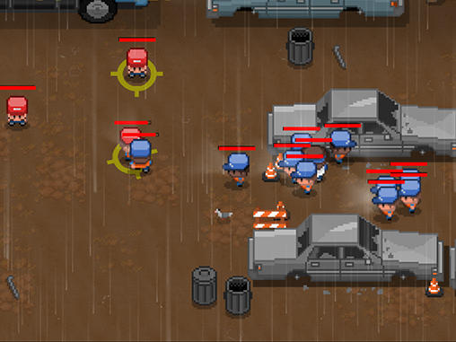 Defend your turf: Street fight screenshot 2