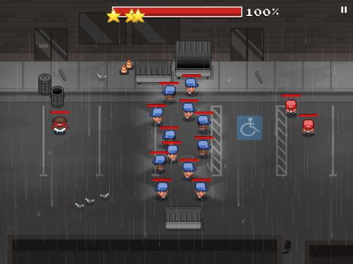 Defend your turf: Street fight screenshot 3