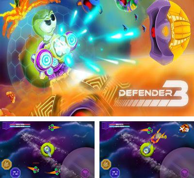 In addition to the game Ace Race Overdrive for Android phones and tablets, you can also download Defender 3 for free.