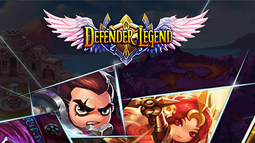 Defender legend: Hero champions TD обложка