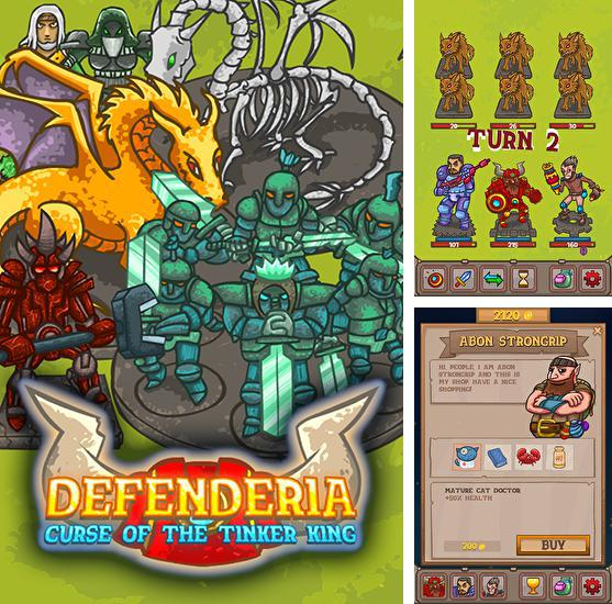 Defenderia RPG: Curse of the tinker king