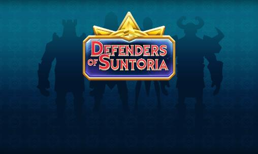 Defenders of Suntoria poster