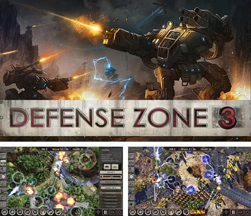 In addition to the game Defense zone HD for Android phones and tablets, you can also download Defense zone 3 for free.