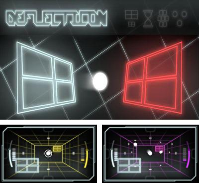 In addition to the game Gears Of Time for Android phones and tablets, you can also download Deflecticon for free.