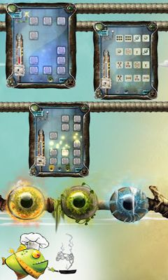 Screenshots of the Deja Vu for Android tablet, phone.