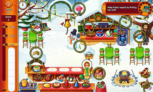 Screenshots do Delicious: Emily's Christmas carol - Perigoso para tablet e celular Android.