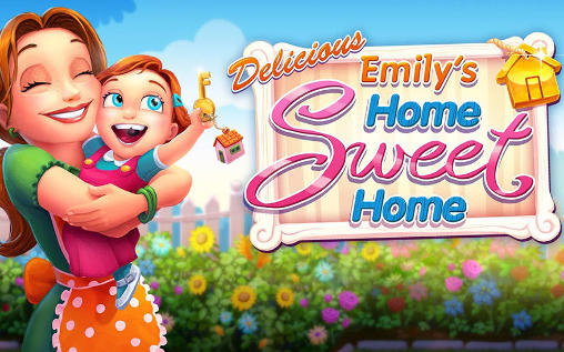 Delicious: Emily's home sweet home обложка