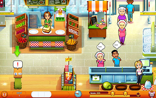 Screenshots von Delicious: Emily's moms vs dads für Android-Tablet, Smartphone.