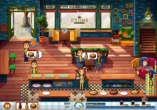 Screenshots do Delicious: Emily's new beginning - Perigoso para tablet e celular Android.
