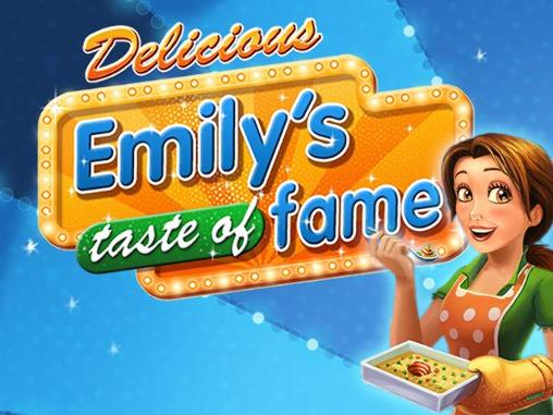 Delicious: Emily's taste of fame обложка