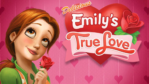 Delicious: Emily's true love poster