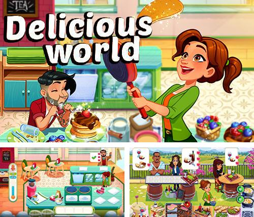 Delicious world: Cooking game
