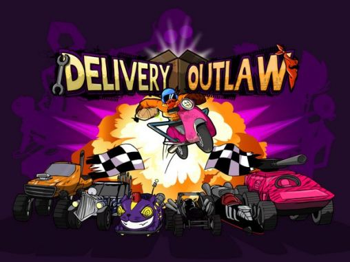 Delivery outlaw poster