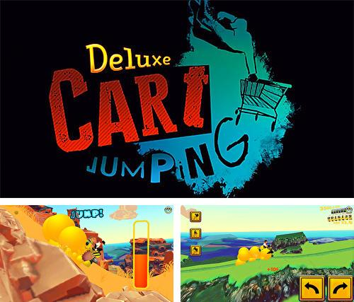 Deluxe cart jumping