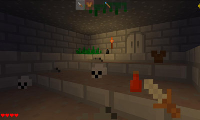 Delver screenshot 3