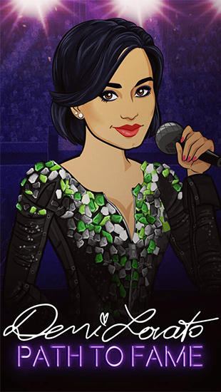 Demi Lovato: Path to fame poster