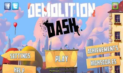 Demolition Dash poster