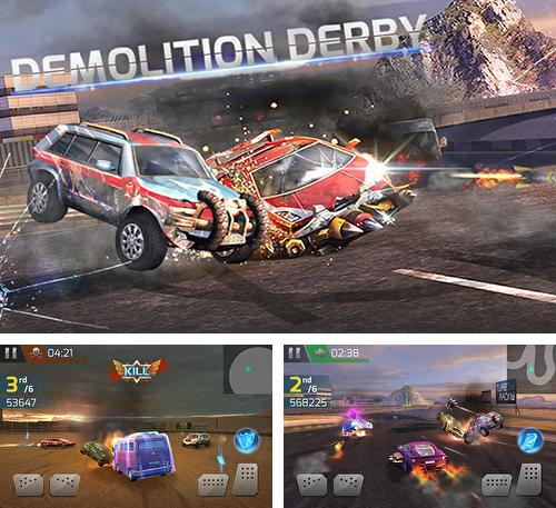 In addition to the game Demolition derby 3D for Android, you can download other free Android games for Fly Glory.