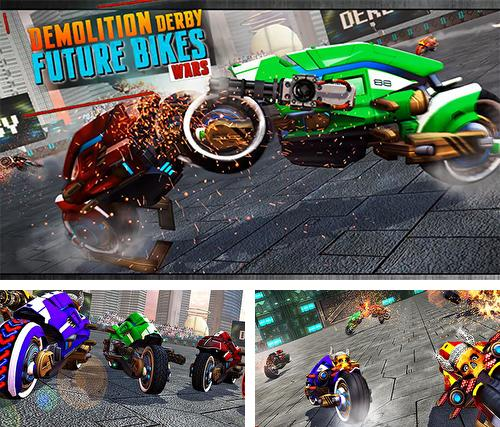 Demolition derby future bike wars