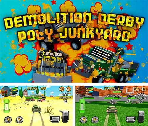Demolition derby: Poly junkyard
