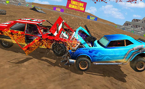 Jogue Scorched: Combat racing para Android. Jogo Scorched: Combat racing para download gratuito.