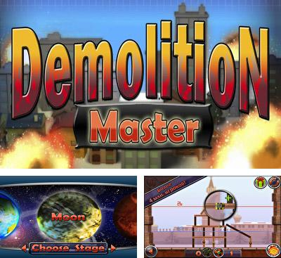 In addition to the game Demolition Master 3D for Android phones and tablets, you can also download Demolition Master for free.