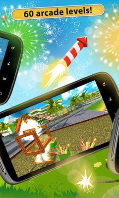 Screenshots von Demolition Master 3d. Holidays für Android-Tablet, Smartphone.