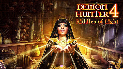 Demon hunter 4: Riddles of light poster