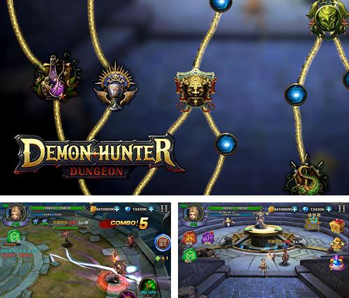 Demon hunter: Dungeon