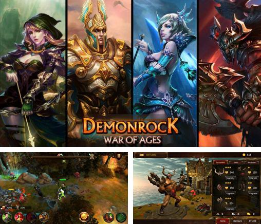 In addition to the game Wraithborne for Android phones and tablets, you can also download Demonrock: War of ages for free.