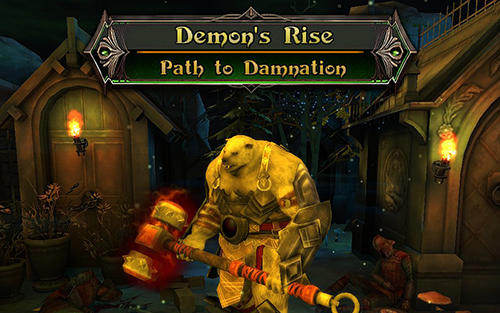 Demon's rise 2: Path to damnation poster