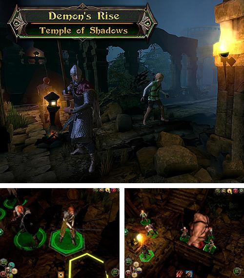 Demon's rise: Temple of shadows