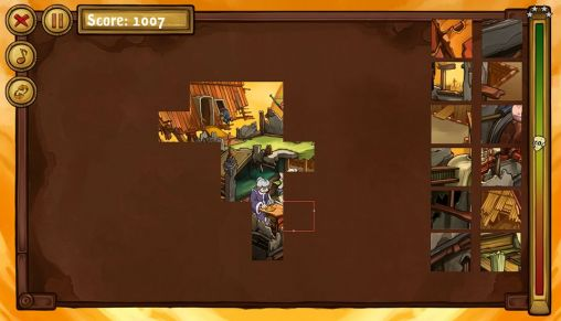 Deponia: The puzzle screenshot 1