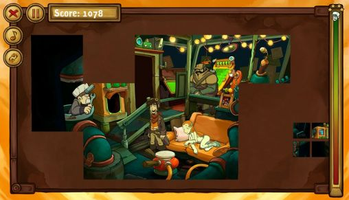 Deponia: The puzzle screenshot 2