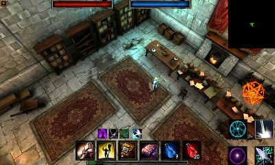 Screenshots von Deprofundis: Requiem für Android-Tablet, Smartphone.
