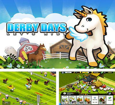 In addition to the game Zombilution for Android phones and tablets, you can also download Derby Days for free.